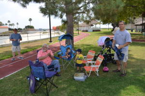 Subvet Picnic at Point Loma July 2013 Photos